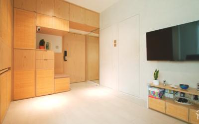 Amazing Small Apartments Interior Design